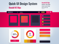 Quick UI Design System 2