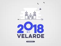 Velarde 2018 T-Shirt Design