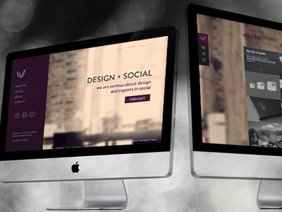 Designing an Agency Website