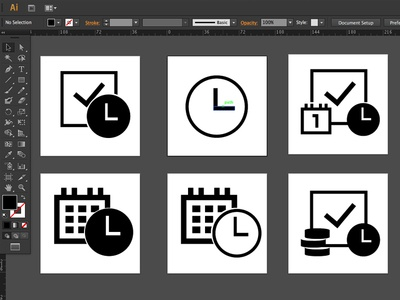 Icons - Project Management