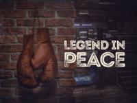 RIP - Muhammad Ali