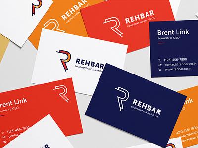 Rehbar - Branding finance islamic branding design identity logo