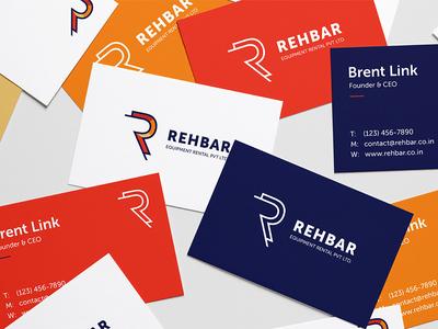 Rehbar - Branding