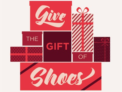 Give the gift of shoes