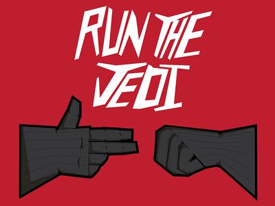 Run The Jedi
