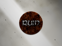 Spiralchain The Board Game - Ruin Token