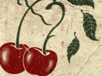 Cheeky Cherries Texture