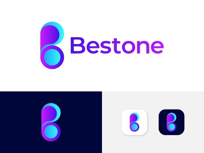 B +  O Letter Logo - Modern B Logo Mark brand identity company logo business logo modern logo bo letter logo b letter logo website logo app icon logo trendy logo corporate branding logotype logoconcept logodesigner gradient logo logoinspiration logobrand logoart letter logo logo branding