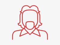 Richard Branson Icon