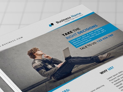 Corporate Flyer business solution apps brand corporate creative design designer corporate flyer development firm flyer graphic