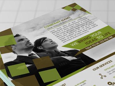 Corporate Flyer business solution corporate corporate flyer creative design designer development firm flyer