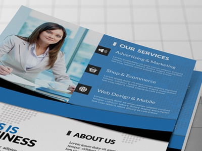 Corporate Flyer graphic flyer bundle flyer designer design corporate flyer corporate business solution business bundle bundle advertisement 8.75x11.25