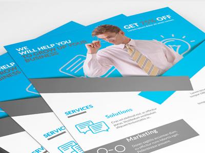 Corporate Flyer graphic flyer bundle flyer designer design creative corporate flyer corporate business solution business bundle advertisement 8.75x11.25