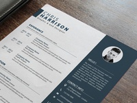 Resume (MS WOrd, PSD, AI, INDD)