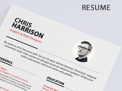 Clean Resume elegant docx design creative corporate letterhead resume bundle clean indd resume ai resume psd resume word resume resume