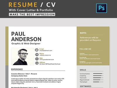 Creative Resume/CV swiss swiss resume simple resume resume template resume red resume professional resume job elegant resume editable