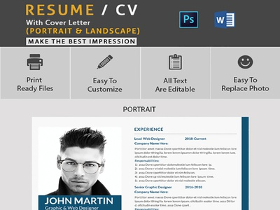 Clean Resume Template swiss style swiss resume simple resume resume template resume red resume professional resume job elegant resume editable cv template cv design cv