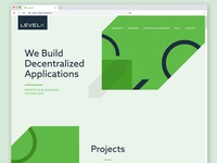 LevelK Website Design