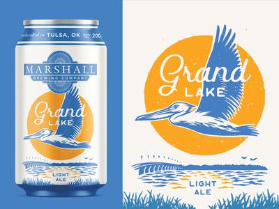 Grand Lake Light Ale