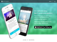 Crescendo Homepage Design V2