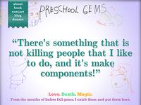 Preschoolgems Homepage Refresh