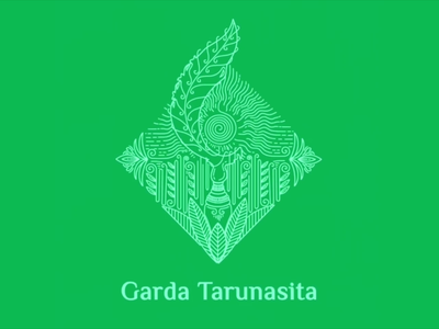 Garda Tarunasita - Logo Animation event branding branding graphic design design logo after effects brand identity brand design motion design logo animation animation