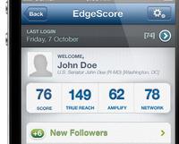 ElectorEdge iPhone App