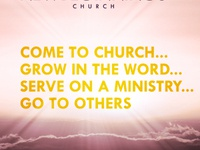 Church Website Header
