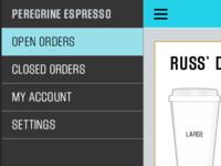 Waitscape Merchant Side App