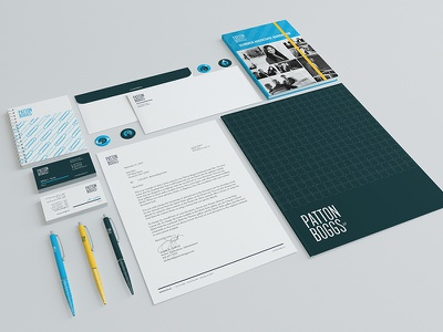 Law Firm Branding stationery law branding franklin gothic garamond identity