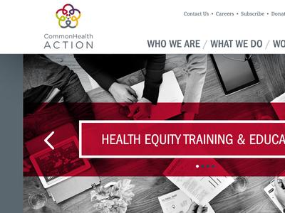 Homepage Option 2- Version 2