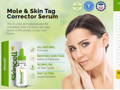 Skincell Mole and Skin Tag Corrector