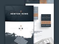Newton Rowe Branding