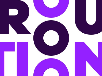 Breakthrough Options V2 1 purple recruitment chain link people icon mark tyopgraphy logo brand