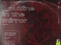 Outline in the Mirror music design ui social dailyui