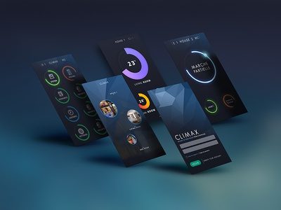 Climax automation app for iphone