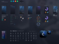 Climax ui kit work in progress