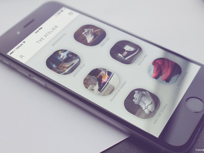 The atelier + free psd .psd free psd sneakers shoes app iphone