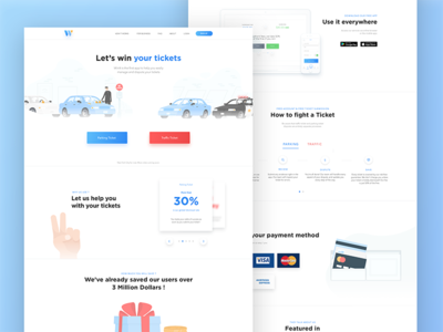 Winit website for Uhura new york ticket object blog minimal design ux ui website