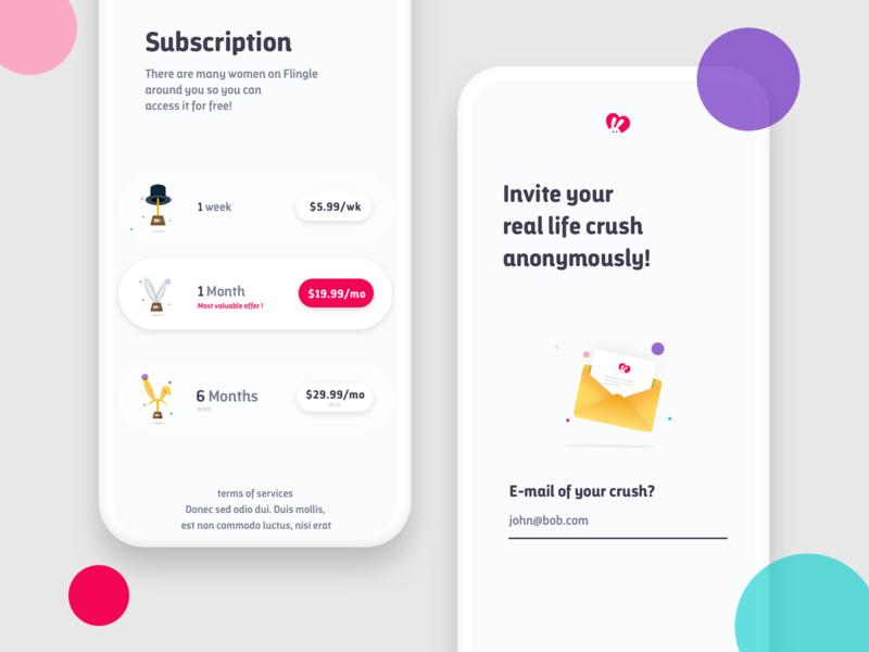 Pickable Illustrations vector branding illustration android icon design iphone website minimal ux app ui