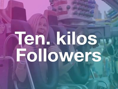 10 kilos followers product designer ux ui follower followers