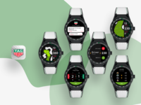 Tag Heuer Connected Watch Edition Golf