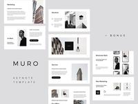 MURO - Minimal Style Template