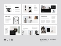 Muro - Stylish Template