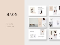MAON - Clean and Simple Template