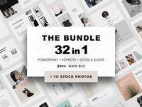 The Bundle 32 in 1 + 70 Bonus Photos