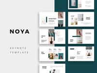 NOYA - Keynote Template