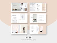 Maon - Template Presentation