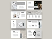 NORS - Modern Slides Template