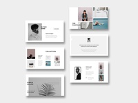 BOSH - Minimal & Styled Template Layout
